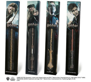 Harry Potter Wands The Noble Collection Wizarding World Dumbledore UK Stock