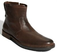 John Varvatos Brown Star Usa Driggs Boot Size 8 M $298