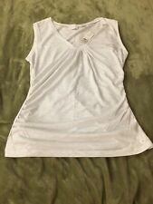 New York & Company Womens Large Stretch Top