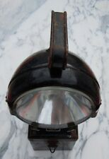 Lampe tôle Moto Vespa Deutsche Edison DESIGN vers 1950