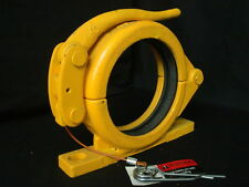 """5"""" Fixed Snap Clamp for Concrete Pumps"""