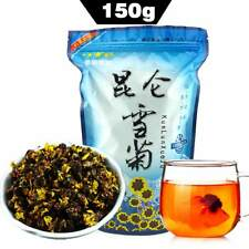 Organic Chrysanthemum Tea Kunlun Snow Daisy Herbal Tea Dried Flower Blooming Cha