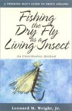 Flutter, Skitter, and Skim : Using the Living Insect as a Guide for Fly Fishing