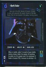 Star Wars CCG Reflections I Foil Card Darth Vader