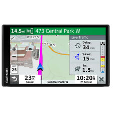 "Garmin DriveSmart 65 & Traffic GPS Navigator with 6.95"" Display"