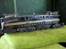 Lionel No. 2330 Pennsylvania GG1 Electric Locomotive,  ~tested and runs good~