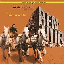 Ben Hur - Expanded Gatefold Vinyl - Limited Edition - Miklos Rozsa