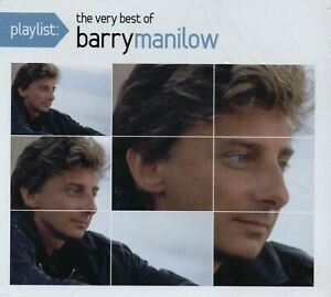 BARRY MANILOW - Playlist: The Very Best Of - CD Album *Digipak*