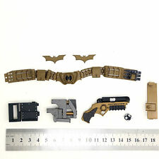 XE70-01 1/6 Scale HOT Batman Rifle & Pistol & Belt Set TOYS