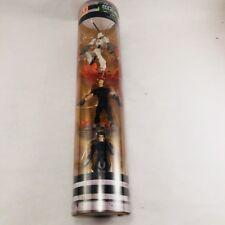 "G.I.Joe 2.5"" Sigma 6 HASBRO 2006 NEW 3 Figure Tube Container"