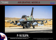 Air-Graphics CS-03 F-16I SUFA 1/72 Scale improvement set