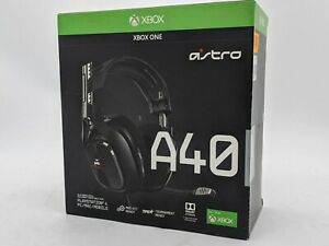 Astro A40TR Gaming Headset Xbox One Black 939-001828 - BBH0015