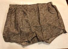 Vtg Nos Mip Men's Tapered Short Slim-Shapers Boxer Shorts Sz 40