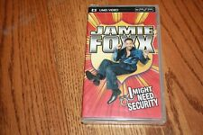 Jamie Foxx: I Might Need Security (UMD-Movie, 2005) UMD Video for PSP Brand New