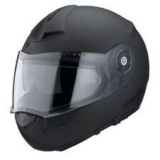 Schuberth C3 Pro Gloss Black Flip up Motorcycle Motorbike Touring Helmet Medium