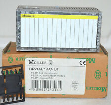 Moeller DP−3AI/1AO−UI /// PB-DP E/A Kombimodul 224311 NEU NEW OVP