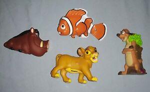 4- Disney Energizer Squeeze Lights for Kids- Nemo, Pumba, Timon & Simba.