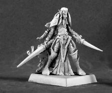 Dark Elf Warrior 14570 - Warlord - Reaper MiniaturesD&D Wargames Fighter Elves