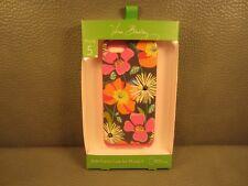 "Brand New Vera Bradley ""Jazzy Blooms""  Slide Frame Case for IPhone 5"