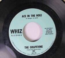Rock 45 The Grapvine - Ace In The Hole / Things Aint What They Used To Be Anymor