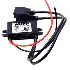 USB Plugs x2  DC to DC Converter 12V to 5V 3A for Car, Auto, Lorry