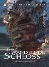 DAS WANDELNDE SCHLOSS SPEZIAL EDITION 2 DVD ANIME NEU