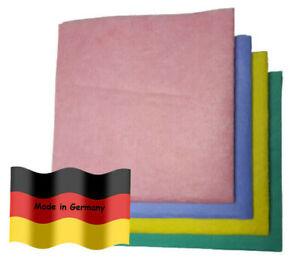 Poliertuch Staubtuch Reinigungs-Tücher 18 x Allzwecktücher Vlies 30 x 30cm