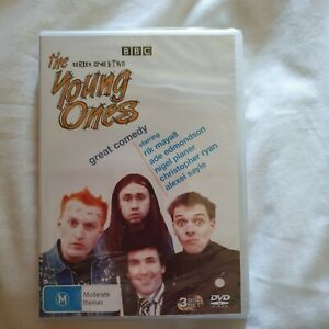 The Young Ones - Series 1 & 2 NEW DVD sealed