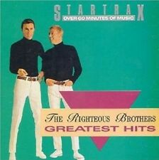 THE RIGHTEOUS BROTHERS: GREATEST HITS – 24 TRACK CD, BEST OF, BILL MEDLEY