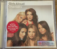 Girls Aloud Chemistry CD Special Edition