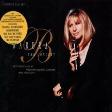 Barbra streisand Concert (Live at the Madison square garden) [double CD]