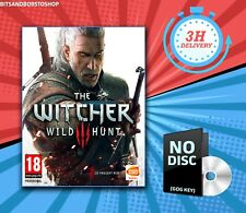 THE WITCHER 3: WILD HUNT PC (2017) GOG DOWNLOAD KEY 🎮🔑