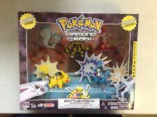 New Pokemon Diamond And Pearl Battle Arena Scene Playset Exclusive Medicham