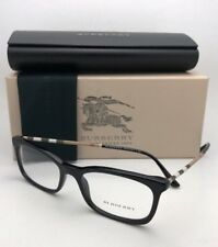 ae36349f87cf New BURBERRY Eyeglasses B 2243-Q 3001 53-17 140 Black Frames with Plaid