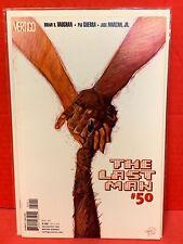 The Last Man #50 Vertigo Comics Brian K Vaughan Pia Guerra Jose Marzan Jr