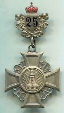Germany WW1 Medal Kyffhauser Veterans Cross Prussia 1914 1918 w/25yrs bar