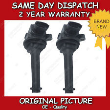 VOLVO S80 IGNITION COIL X2 PENCIL COIL 1998>2006 *BRAND NEW*