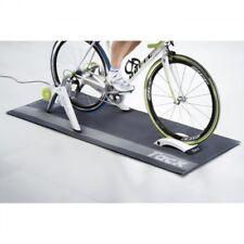 Tacx Trainingsmatte für Fahrrad-Rollentrainer aus Nylon, dämpfend - T-2910