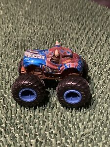 Hot Wheels 1:64 Diecast Steer Clear Monster Jam Monster Truck Excellent