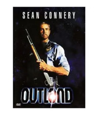 Outland - DVD - Real.Peter Hyams (Sean Connery) - As new