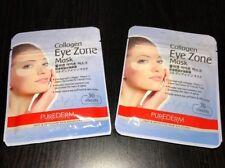 Purederm Collagen Eye Zone Mask Pack Eye Mask (60 Sheets) Korean Made/US SELLER