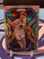 2020-21 Panini Prizm Nico Mannion Rookie Silver Prizm