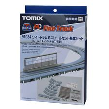 Tomix 91084 Large Tram Mini Rail Ovale Layout Set (track Ma-wt ) (echelle N)