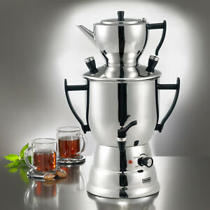 Beem Samowar Modern Tea Maker 101.4oz 1500 W Semaver Tea Ready Coffee Maker