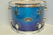 "ADD this PDP by DW LS SERIES 12"" BLUE FADE TOM to YOUR DRUM SET TODAY! LOT #K248"