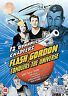 Flash Gordon Conquers The Universe DVD BOXSET R0 NEW/SEALED RARE BUSTER CRABBE