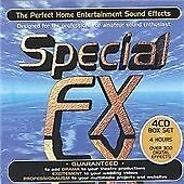 Special Fx Box Set, Sound Effects CD | 5022810211228 | New