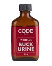 Code Red Whitetail Buck Urine 2 oz.