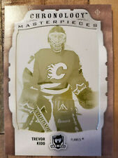 2018-19 UD The cup TREVOR KIDD Yellow printing plate 1/1