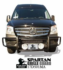 BH 07- 16 Dodge Mercedes Sprinter Freitliner Van Black Grille Brush Guard